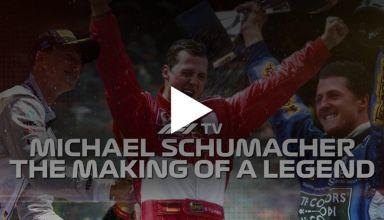 Michael Schumacher - The Making of a Legend