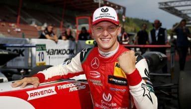 Mick Schumacher Prema FIA F3