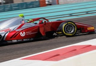 Mick Schumacher Prema Racing F2 test 2018 Photo Reddit
