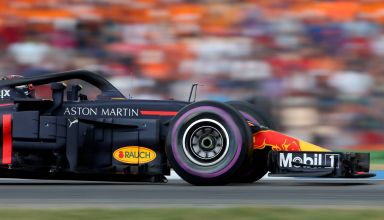 Red Bull RB14 side front end German GP F1 2018 Photo Red Bull