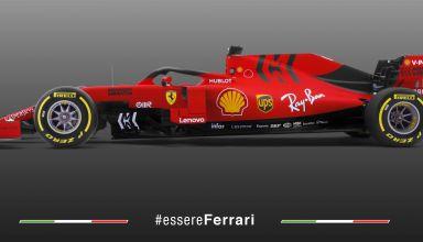 2019 Ferrari SF90 studio photo left side Photo Ferrari