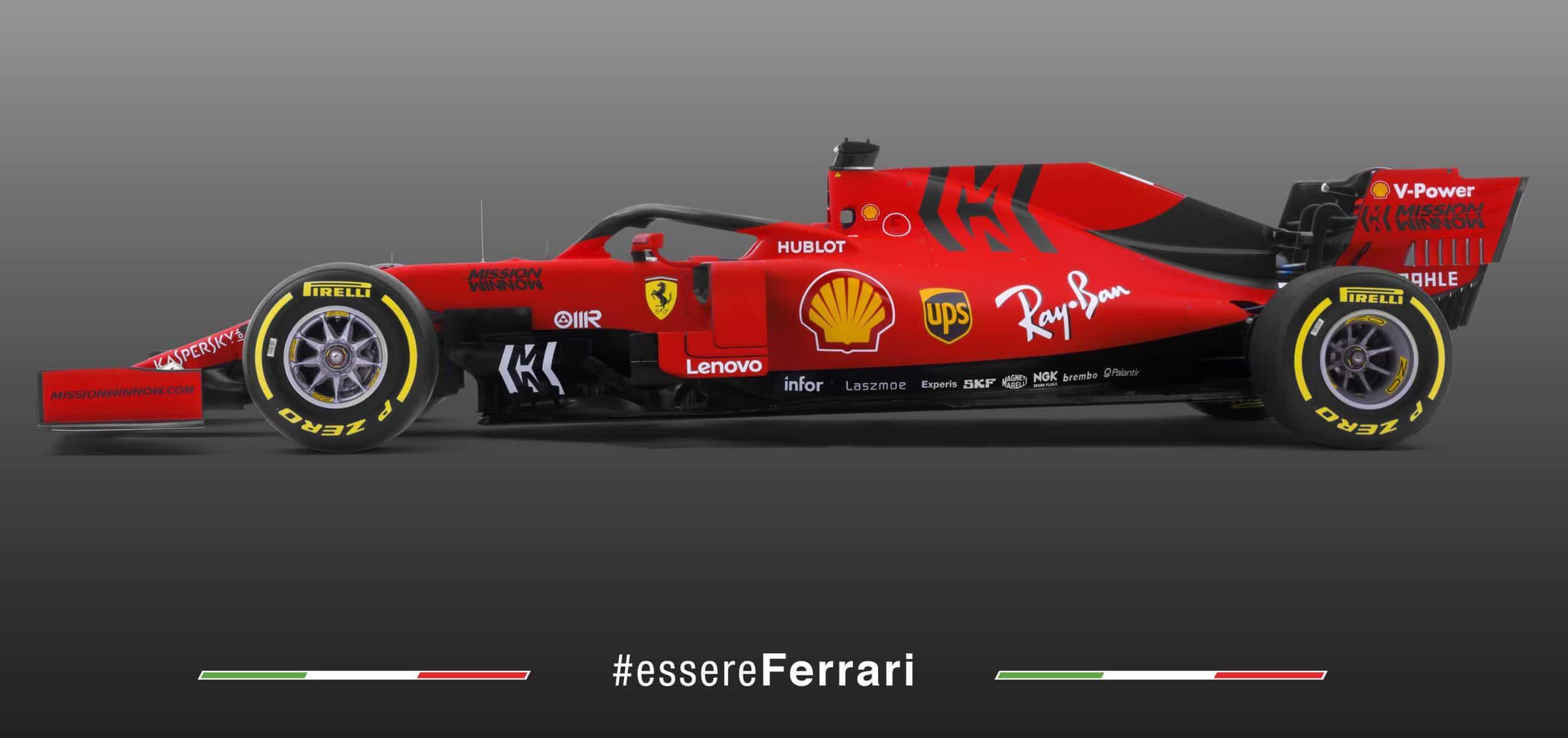 Ferrari launches its 2019 F1 car SF90