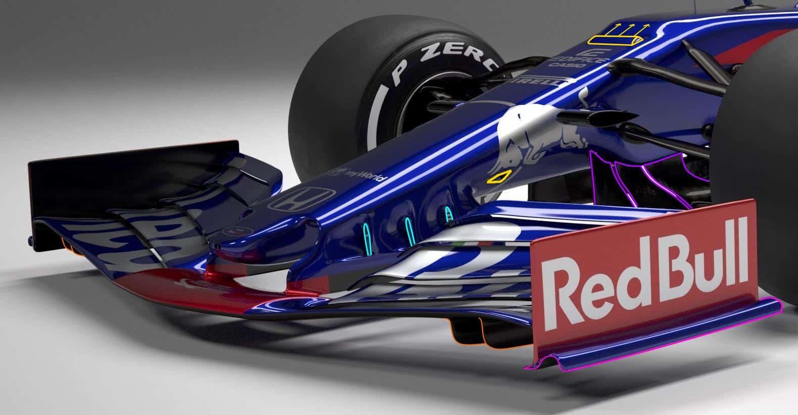 2019-Toro-Rosso-STR14-Honda-MAXF1net-F1tech-front-wing-side