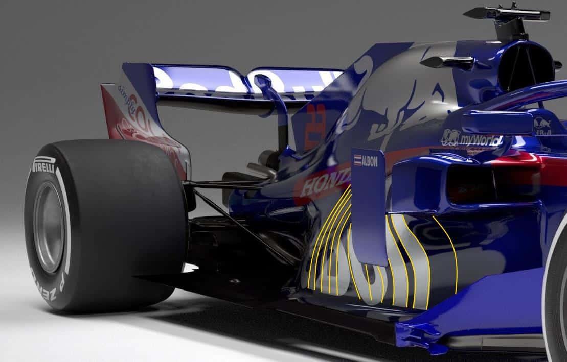 2019-Toro-Rosso-STR14-Honda-MAXF1net-F1tech-sidepod-and-airbox-side