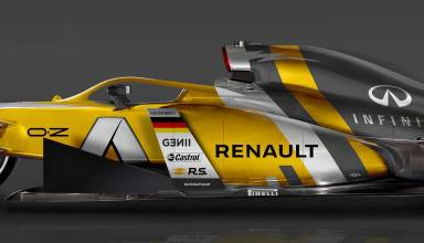 Renault RS18 concept F1 2018 halo