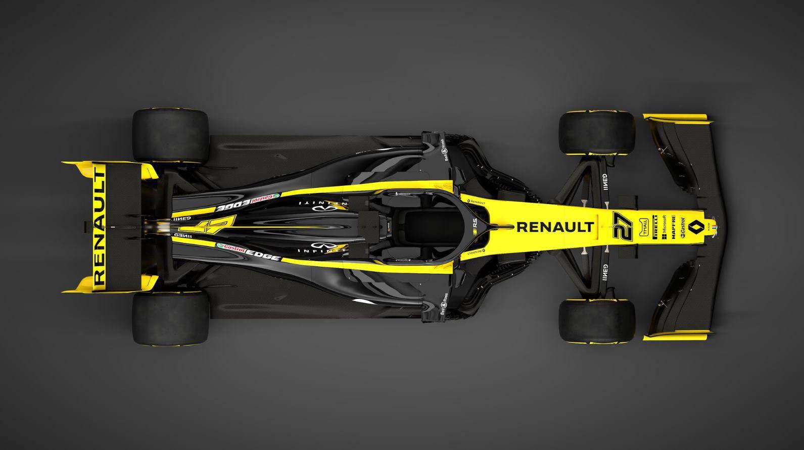 Renault RS19 Twitter Renault Sport F1 top MAXF1net