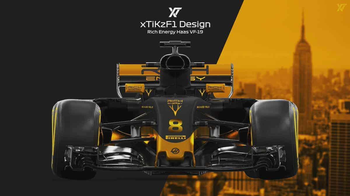 rich_energy_Haas F1 Team 2019