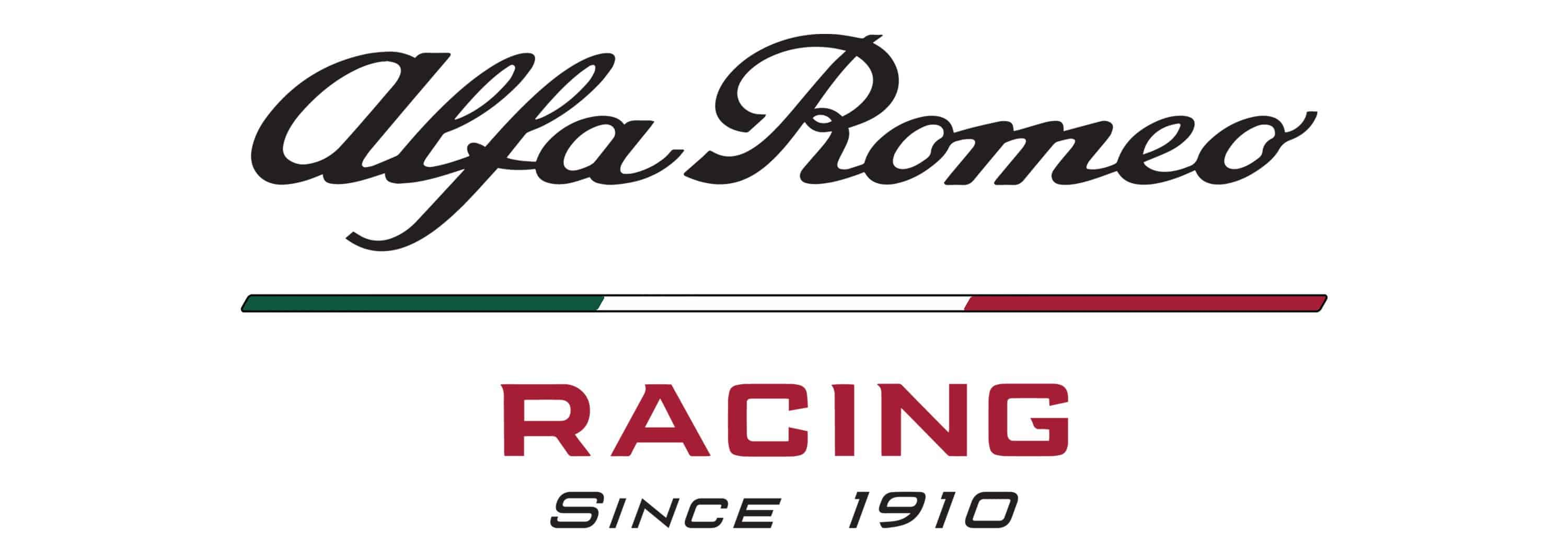 2019 F1 Alfa Romeo Racing logo hi red HD Photo Alfa Romeo Edited by MAXF1net