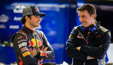 Carlos Sainz James Key Toro Rosso Photo Red Bull
