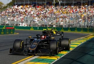 Kevin Magnussen Haas 2019 Australian GP F1 2019 race Photo Haas