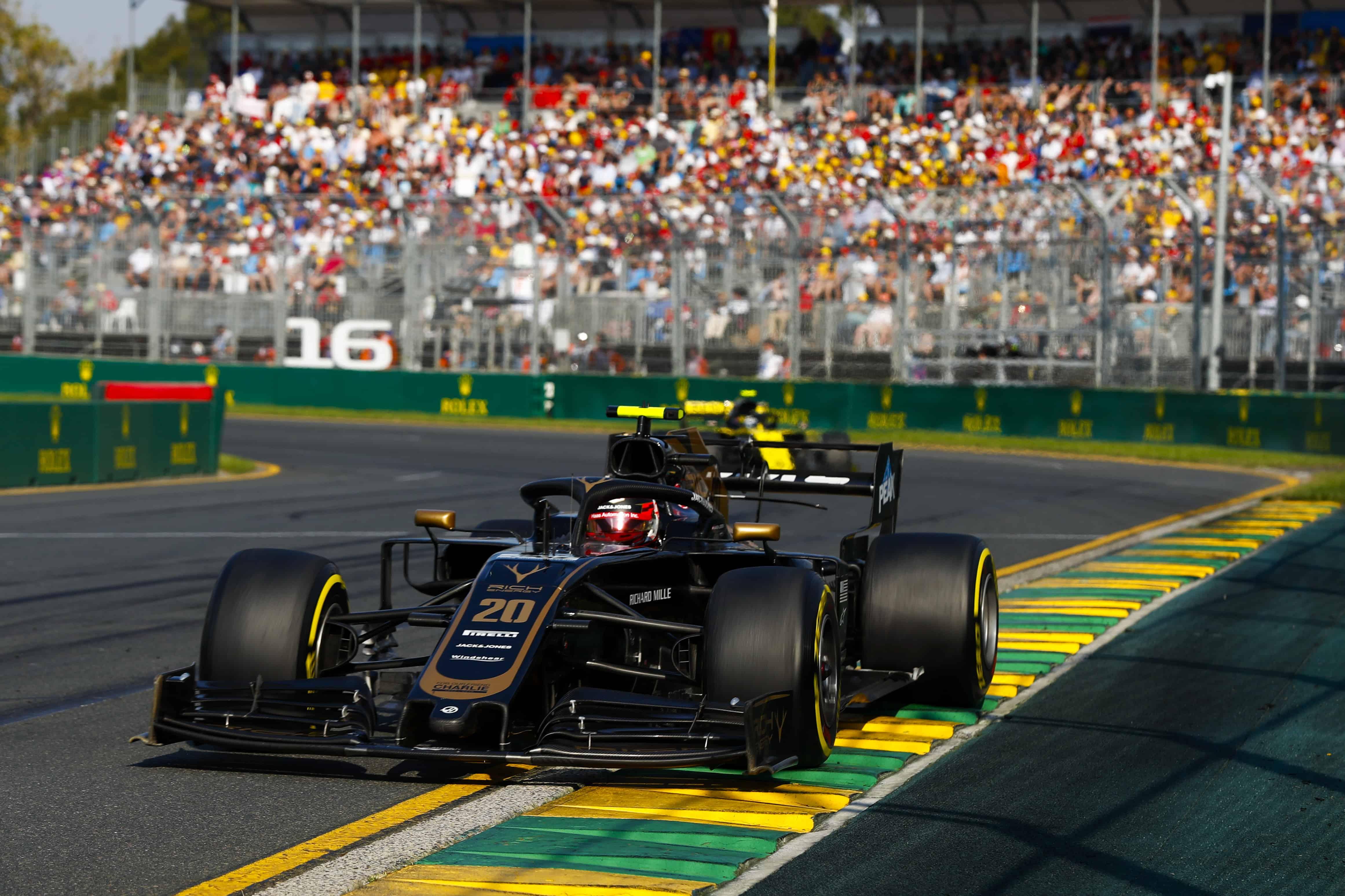 Kevin Magnussen Haas 2019 Australian GP F1 2019 race Photo Haas