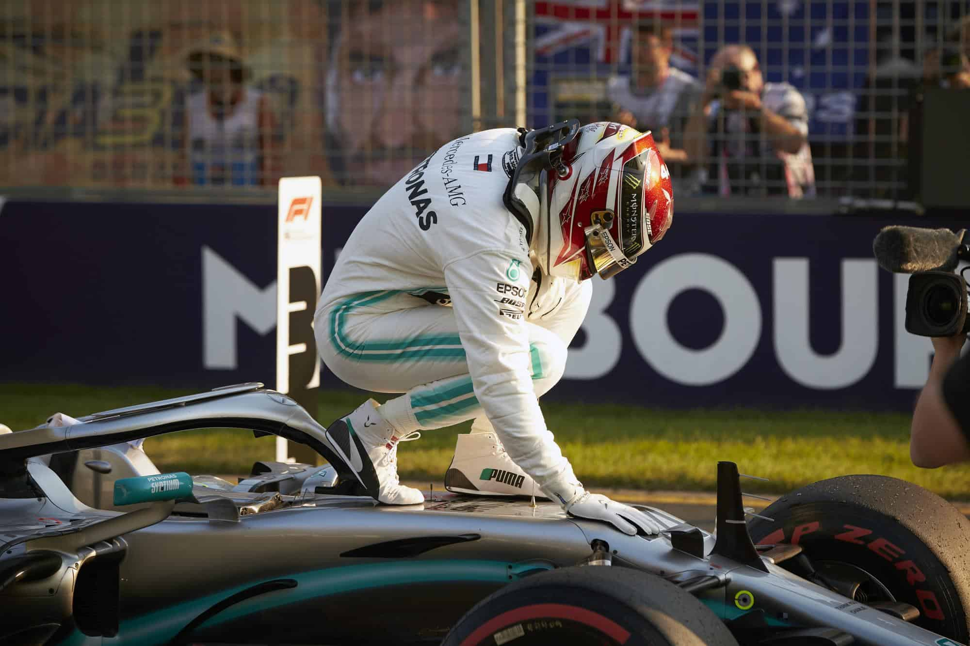 2019 Australian GP Qualifying – Top speeds and best sector times
