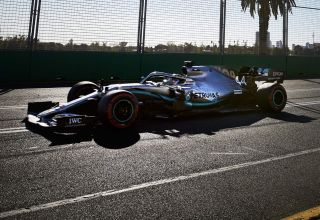 F1 2019 Cars Length Wheelbase And Rake Data