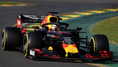 Max Verstappen Red Bull Honda Australian GP F1 2019 Photo Red Bull