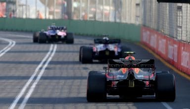 Racing Point Toro Rosso Red Bull Honda Australian GP F1 2019 race Photo Red Bull