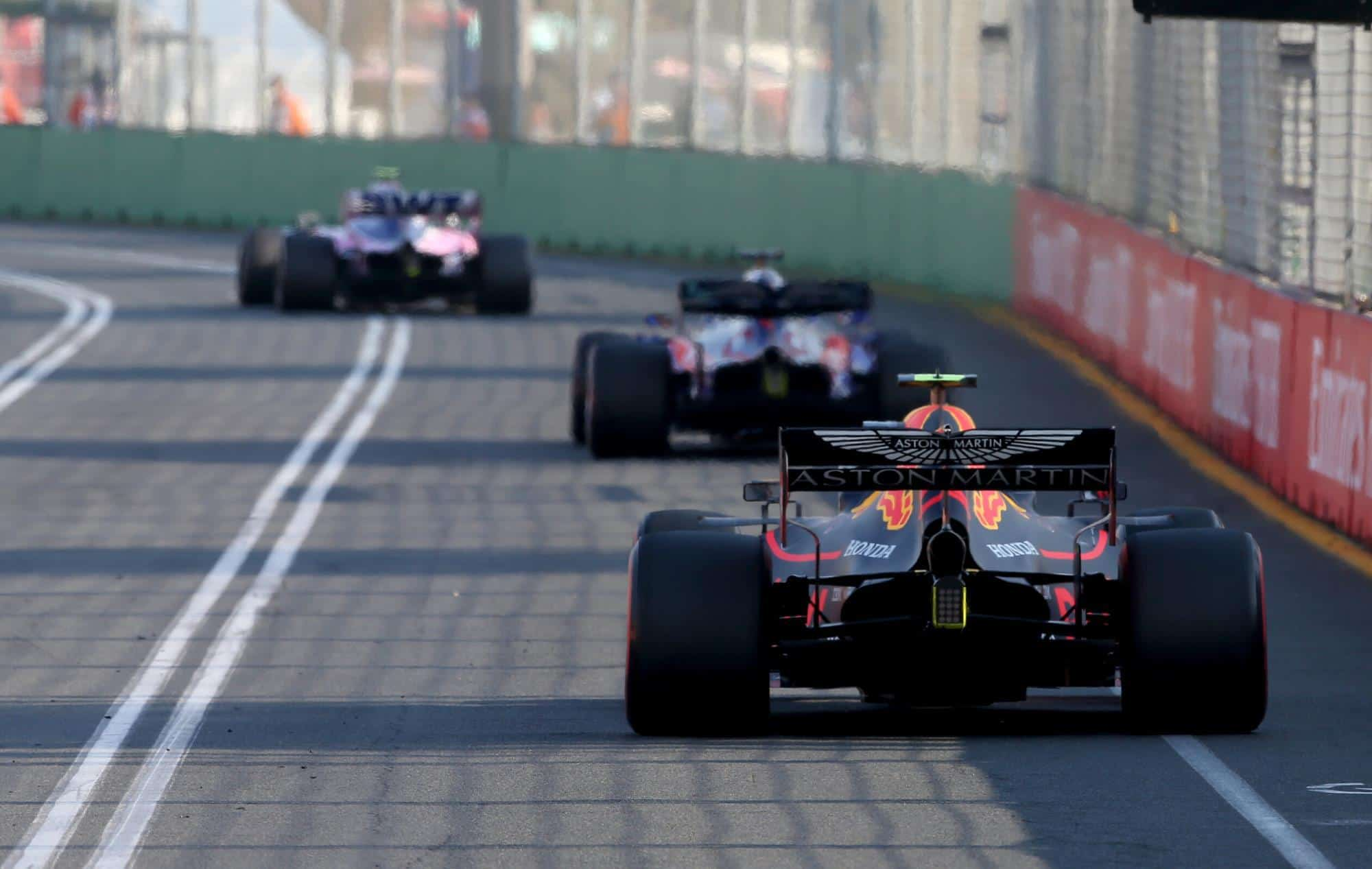 2019 F1 Honda engine 'best part' of Red Bull package