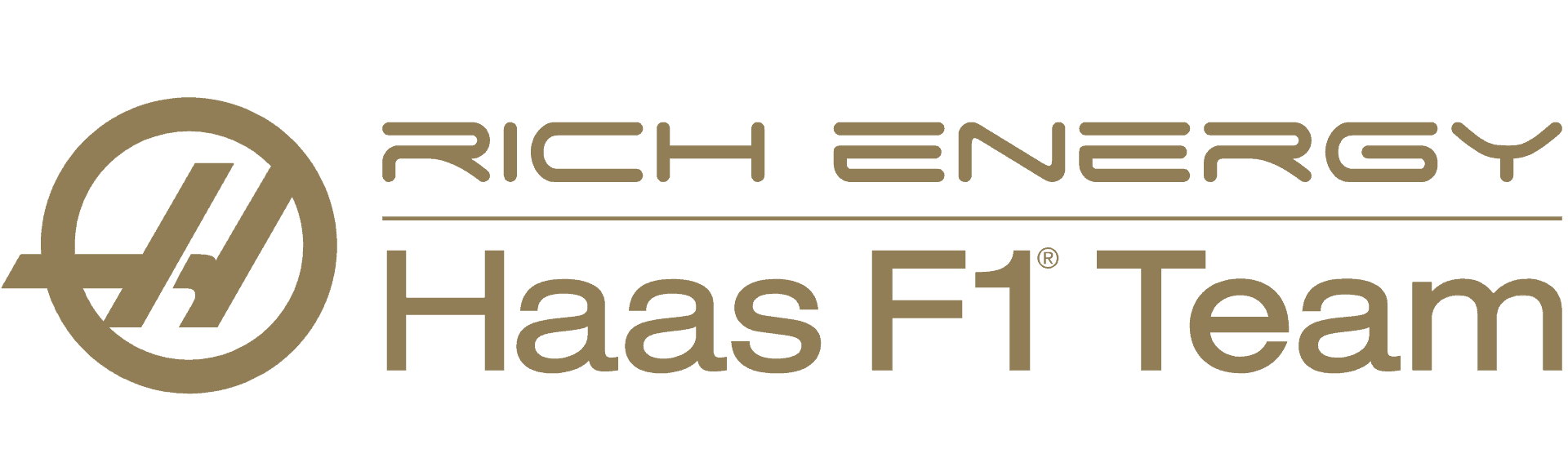 Rich Energy Haas F1 2019 logo