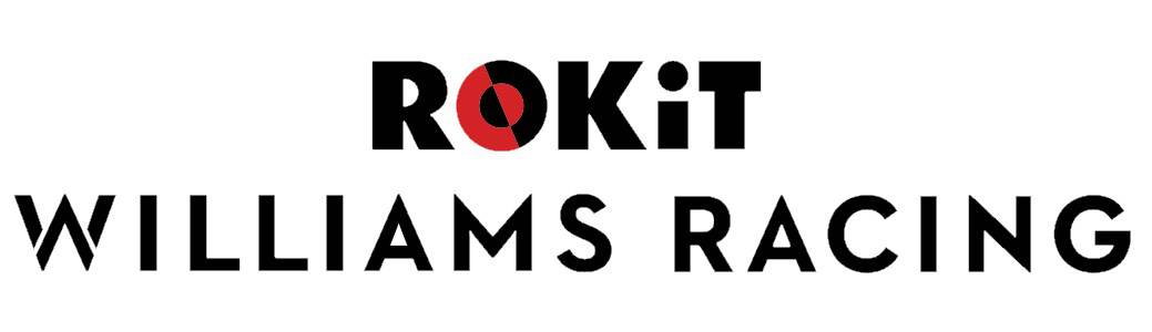 Rokit Williams Racing F1 2019 Team logo Edited by MAXF1net