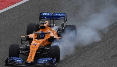 Alonso McLaren MCL34 Bahrain F1 2019 test Photo F1-com