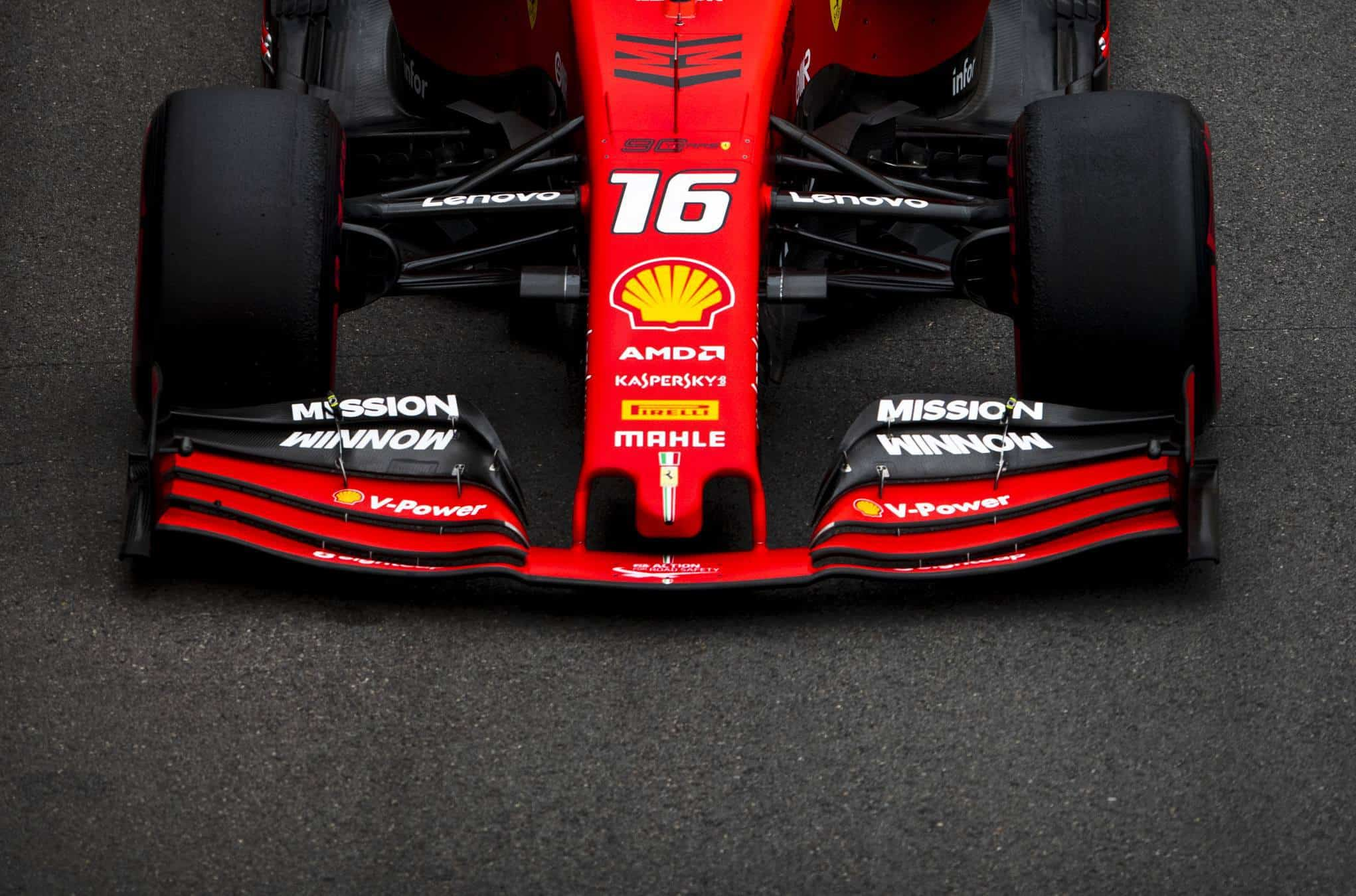 Charles Leclerc Ferrari SF90 Monaco GP F1 2019 Loews Photo Ferrari