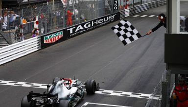 Hamilton wins Monaco GP F1 2019 Photo Daimler