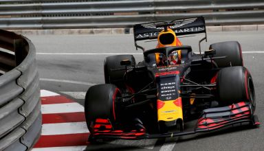 Max Verstappen Red Bull RB15 Monaco GP F1 2019 Photo Red Bull
