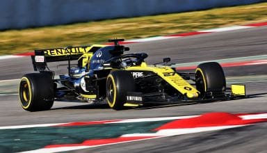 Nico Hulkenberg Renault Barcelona Test 2 F1 2019 Photo Renault