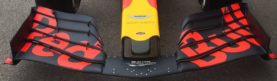 Red Bull RB15 Monaco GP F1 2019 Wednesday in the pitlane Photo Red Bull