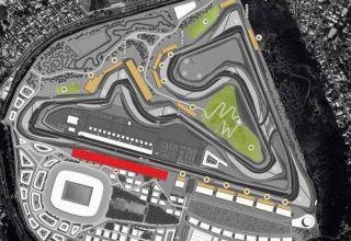 Rio MotorPark Rio de Janeiro track layout Brazilian GP F1 2021 Photo Autosport Edited by MAXF1net