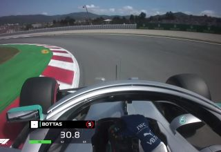 Valtteri Bottas Mercedes F1 W10 Spanish GP F1 2019 onboard Photo F1-com