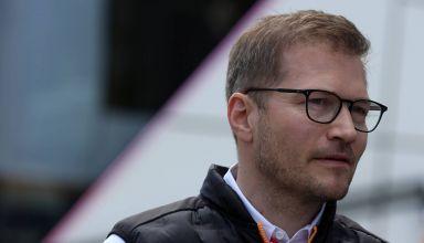 Andreas Seidl McLaren F1 2019 Photo McLaren