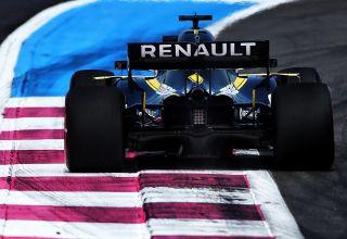 Daniel Ricciardo Renault RS19 French GP F1 2019 rear end engine cover 2000px Photo Renault