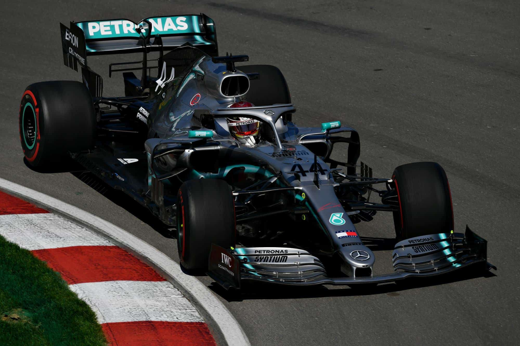 Lewis Hamilton Mercedes F1 W10 Canadian GP F1 2019 Photo Sky Sports F1 Mercedes 2000px