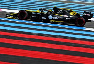 Nico Hulkenberg Renault French GP F1 2019 Photo Renault