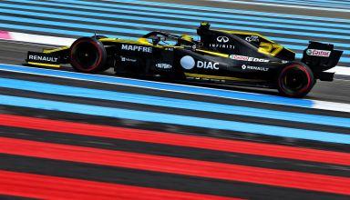 Nico Hulkenberg Renault French GP F1 2019 Photo Renault