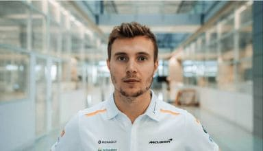 Sergey Sirotkin McLaren F1 2019 reserve driver Photo Sergey Sirotkin Instagram