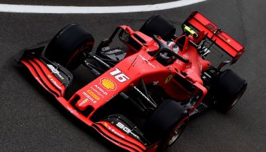 Charles Leclerc Ferrari British GP F1 2019 Photo Ferrari