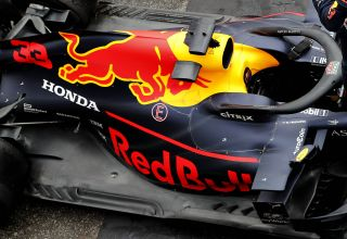 Red Bull RB15 German GP F1 2019 after the Race Verstappen victory hi res 4000 px Photo Red Bull Edited by MAXF1net