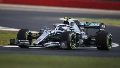 Valtteri Bottas British GP F1 2019 FP Photo Daimler