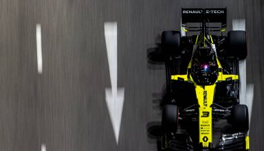 Daniel Ricciardo Renault RS19 Singapore GP top Photo Renault