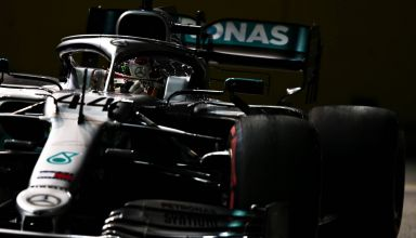 Lewis Hamilton Mercedes F1 W10 Singapore GP F1 2019 Photo Sky F1