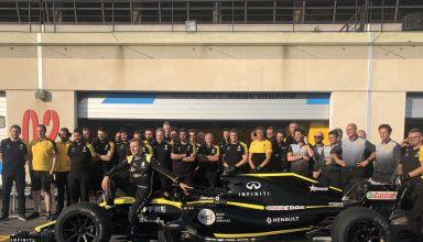 Pirelli 18 inch F1 2019 tyre test Paul Ricard for F1 2021