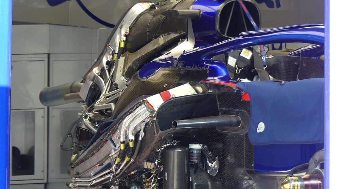 Toro Rosso STR14 Honda Italian GP F1 2019 Photo AMuS