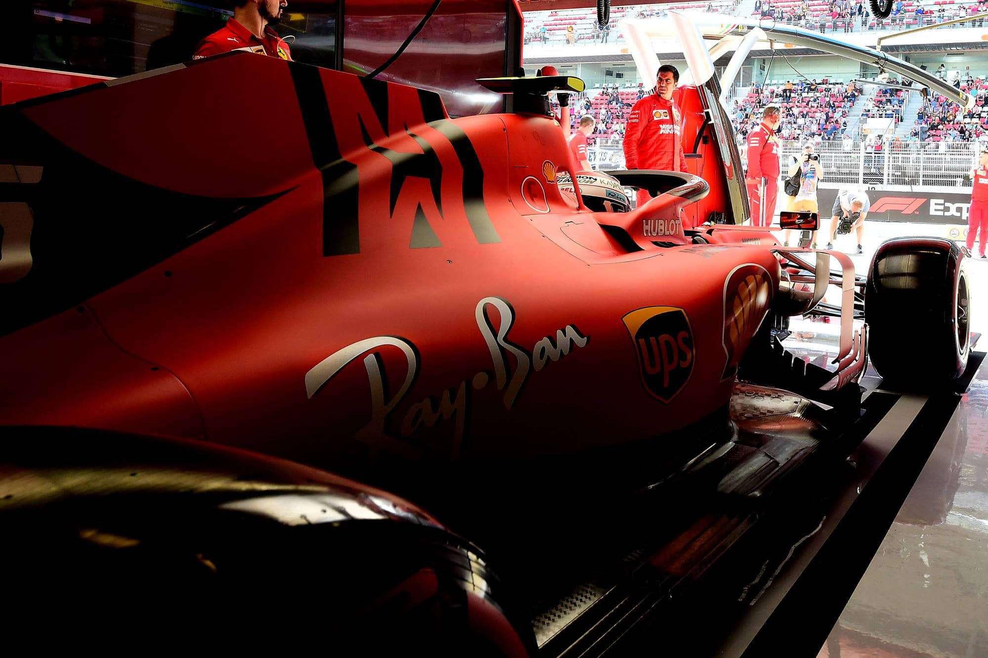 FIA responds to the team's statement about Ferrari PU investigation
