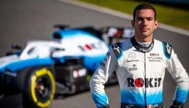 Nicholas Latifi Williams F1 2019 Photo Williams F1 Twitter