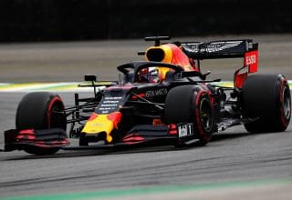 Verstappen Red Bull Brazilian GP F1 2019 qualifying Photo Red Bull