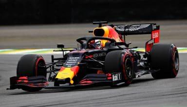 Verstappen Red Bull Brazilian GP F1 2019 qualifying Photo Red Bull