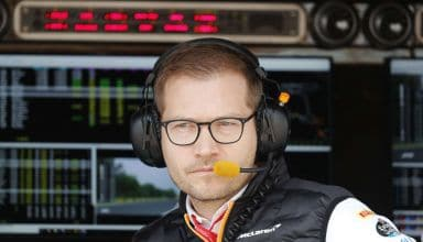 2019 Hungarian Grand Prix Saturday Andreas Seidl Photo McLaren