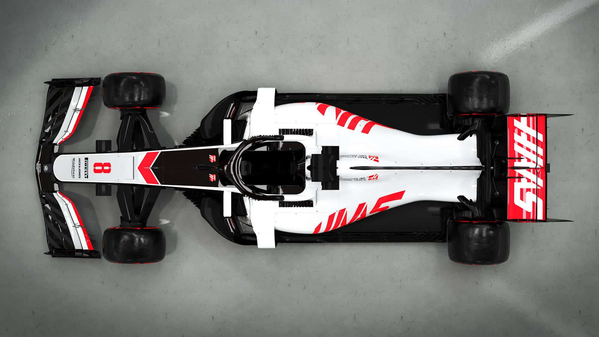 Haas First To Reveal Their New 2020 F1 Car Vf 20