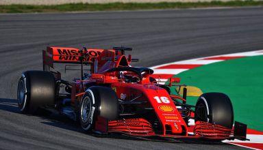 Leclerc-Ferrari-SF1000-Barcelona-Test-1-Day-2-Photo-Ferrari.
